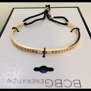 "BCBG ""Anything is Possible"" Bangle"